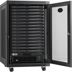 EDGEREADY MICRO DATA CENTER-15U 1.5 KVA UPS NETWORK MANAGEMENT AND PDU 230V K