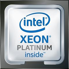 Intel Xeon Platinum 8253 - 2.2 GHz - 16-core - 32 threads - 22 MB cache - LGA3647 Socket - for ProLiant DL380 Gen10 DL388 Gen10 SimpliVity 380 Gen10
