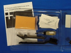 Cleaning kit - For Designjet printers