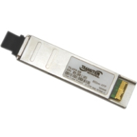 MSA Compatible - XFP transceiver module - 10 GigE - 10GBase-LR 10GBase-LW - LC single-mode - up to 62.2 miles - OC-192