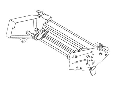Forms Printer 2480 2490 Tractor And Frame Assembly Tractor 2
