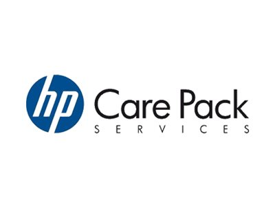 Electronic HP Care Pack Next Business Day Collaborative Support with Comprehensive Defective Material Retention - Extended service agreement - parts and labor - 5 years - on-site - response time: NBD - for ProLiant e2000 G6