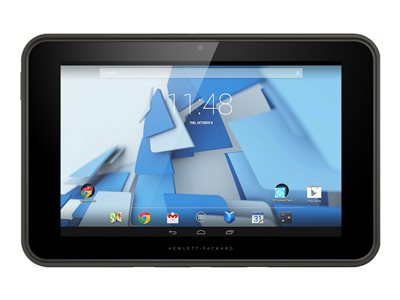 Pro Slate 10 EE G1 - Tablet - Android 4.4.4 (KitKat) - 16 GB eMMC - 10.1 inch IPS (1280 x 800) - microSD slot - lava gray - Smart Buy