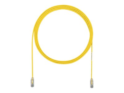 TX6-28 Category 6 Performance - Patch cable - RJ-45 (M) to RJ-45 (M) - 52 ft - UTP - CAT 6 - IEEE 802.3at - booted halogen-free snagless stranded - yellow