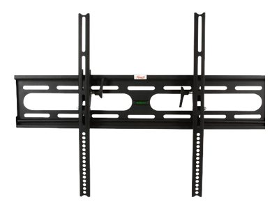 Mounting kit ( tilt wall mount ) for LCD / plasma panel ( Low Profile Mount ) - black - screen size: 32 inch - 60 inch