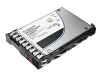 Read Intensive-2 - Solid state drive - 120 GB - hot-swap - 2.5 inch SFF - SATA 6Gb/s - with HP SmartDrive carrier