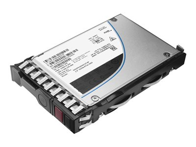 Read Intensive-3 - Solid state drive - 480 GB - hot-swap - 2.5 inch SFF - SATA 6Gb/s - with HP SmartDrive carrier