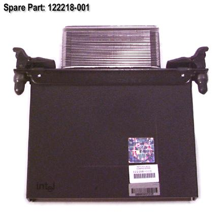 Intel Pentium III Xeon processor - 500MHz (Tanner 100MHz front side bus 1MB Level-2 cache Slot 2) - Includes heat pipe