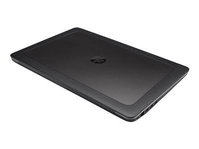 ZBook 17 G3 Mobile Workstation - Core i7 6820HQ / 2.7 GHz - Win 7 Pro 64-bit (includes Win 10 Pro 64-bit License) - 16 GB RAM - 1 TB HDD - 17.3 inch IPS 1920 x 1080 (Full HD) - Quadro M3000M / HD Graphics 530 - space silver - kbd: US