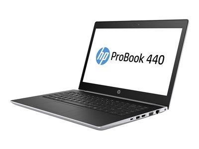 ProBook 440 G5 - Core i5 8250U / 1.6 GHz - Win 10 Home 64-bit - 4 GB RAM - 500 GB HDD - 14 inch TN 1366 x 768 (HD) - UHD Graphics 620 - Wi-Fi Bluetooth - kbd: US