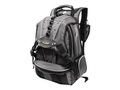 The Graphite 17.3 inch Notebook & Tablet Backpack - Notebook carrying backpack - 17.3 inch - graphite