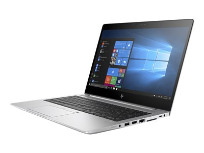 EliteBook 840 G5 - Core i7 8550U / 1.8 GHz - Win 10 Pro 64-bit - 8 GB RAM - 256 GB SSD NVMe TLC - 14 inch IPS touchscreen 1920 x 1080 (Full HD) - UHD Graphics 620 - Wi-Fi NFC Bluetooth - kbd: QWERTY US