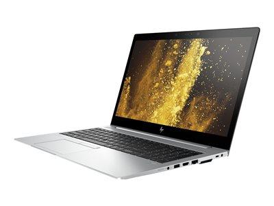 EliteBook 850 G5 - Core i7 8550U / 1.8 GHz - Win 10 Pro 64-bit - 8 GB RAM - 256 GB SSD NVMe TLC - 15.6 inch IPS touchscreen 1920 x 1080 (Full HD) - UHD Graphics 620 - Wi-Fi NFC Bluetooth - kbd: US