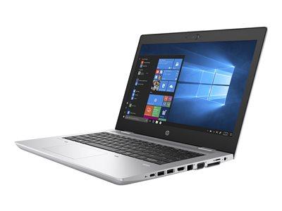ProBook 640 G4 - Core i7 8650U / 1.9 GHz - Win 10 Pro 64-bit - 8 GB RAM - 256 GB SSD NVMe HP Value MLC - 14 inch IPS 1920 x 1080 (Full HD) - UHD Graphics 620 - Wi-Fi Bluetooth - natural silver - kbd: QWERTY US