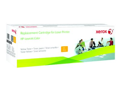 HP Colour LaserJet M476 - Extended Yield - yellow - toner cartridge (alternative for: HP CF382A) - for HP Color LaserJet Pro MFP M476dn MFP M476dw MFP M476nw