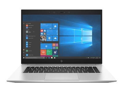 EliteBook 1050 G1 - Core i7 8750H / 2.2 GHz - Win 10 Pro 64-bit - 16 GB RAM - 256 GB SSD NVMe TLC - 15.6 inch IPS 1920 x 1080 (Full HD) - NVIDIA GeForce GTX 1050 - Wi-Fi NFC Bluetooth - pike silver - kbd: US