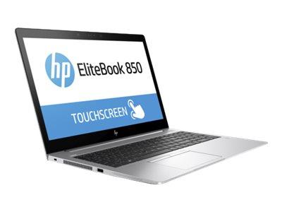 EliteBook 850 G5 - Core i5 8250U / 1.6 GHz - Win 10 Pro 64-bit - 8 GB RAM - 256 GB SSD NVMe - 15.6 inch IPS 3840 x 2160 (Ultra HD 4K) - UHD Graphics 620 - Wi-Fi NFC Bluetooth - kbd: US