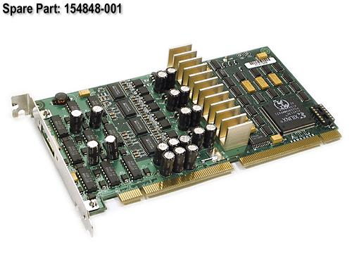 Actuator driver PC board - For actuator number 0 and number 1