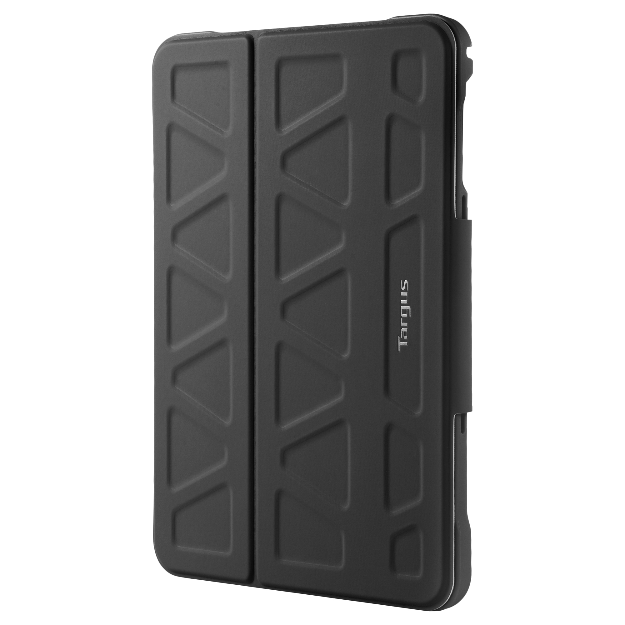 3D Protection Case - Flip cover for tablet - rugged - polyurethane - black - for Apple iPad mini iPad mini 2 3 4