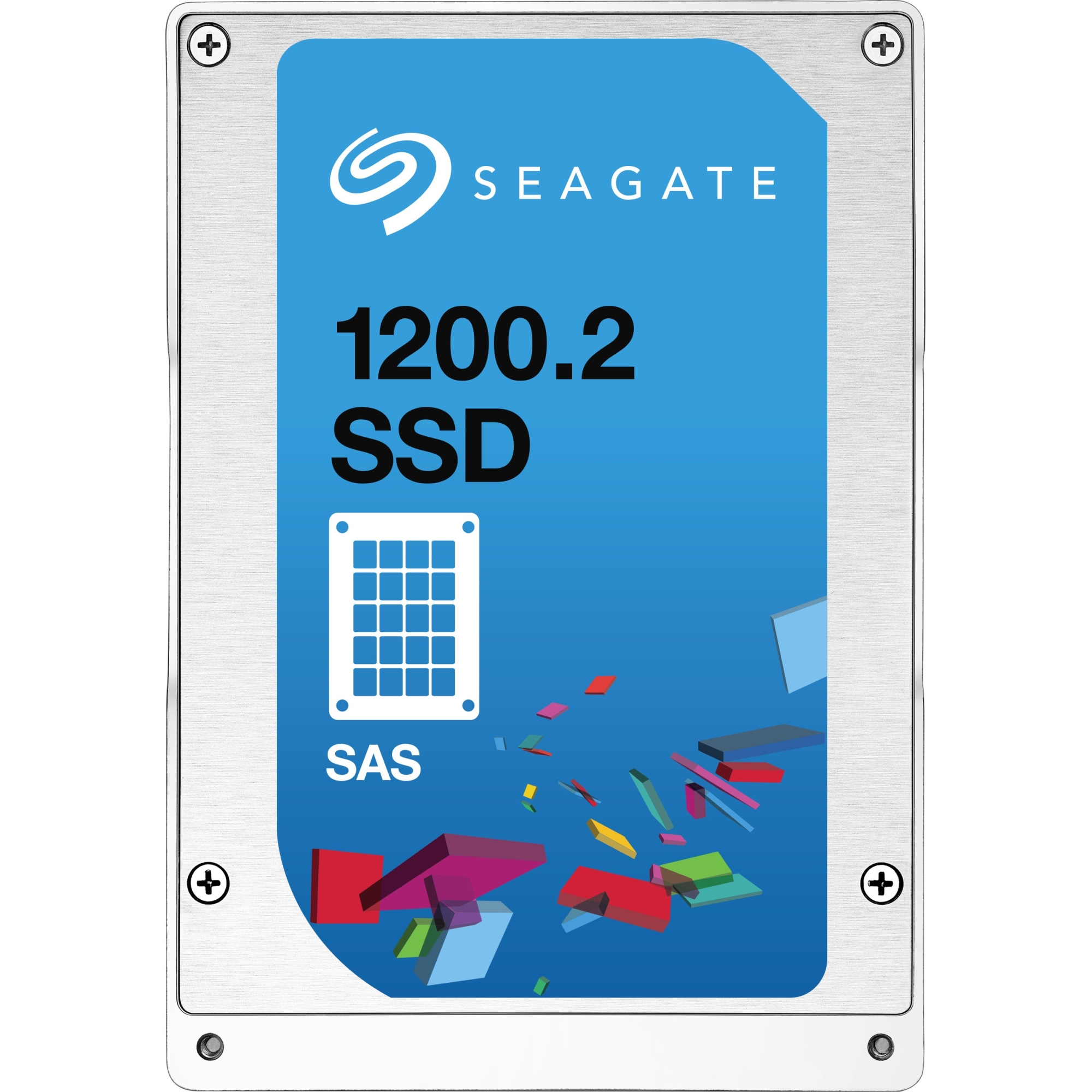 1200.2 SSD - Solid state drive - 3200 GB - internal - 2.5 inch SFF - SAS 12Gb/s