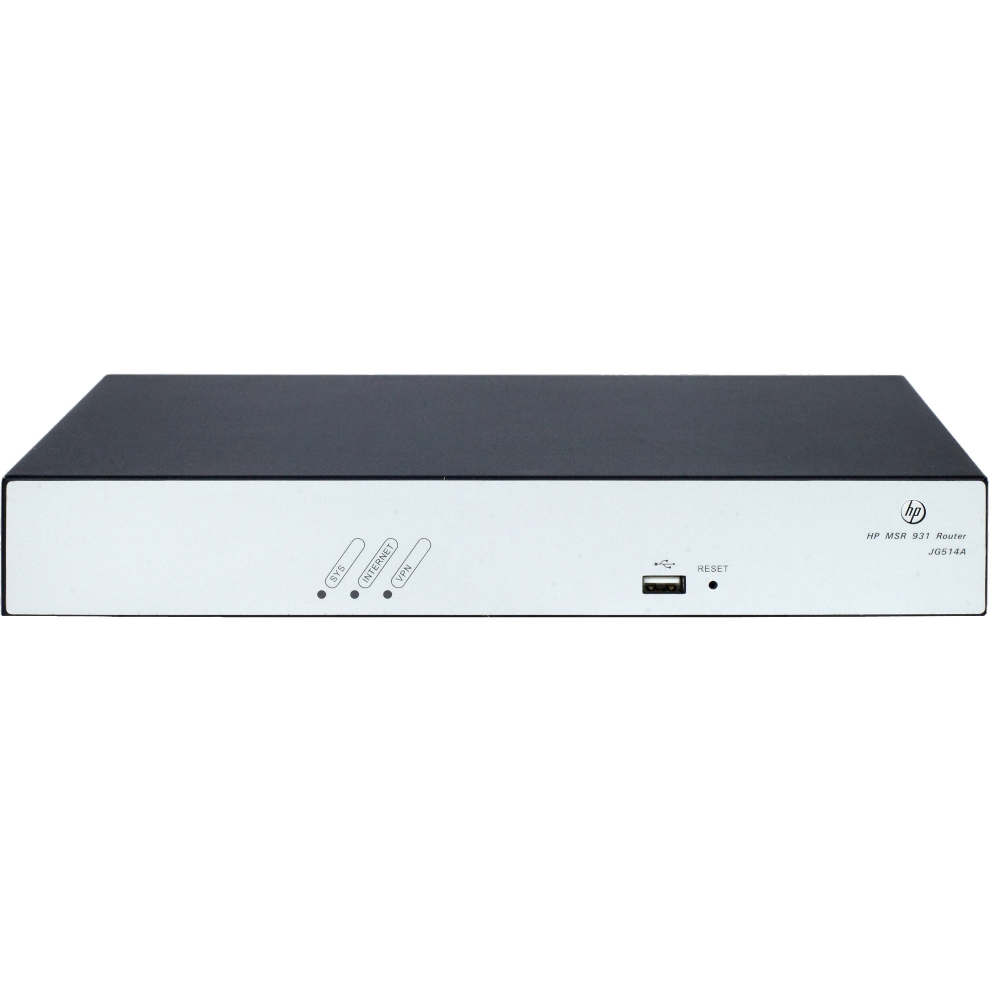 MSR931 Router - Router - 4-port switch - GigE -