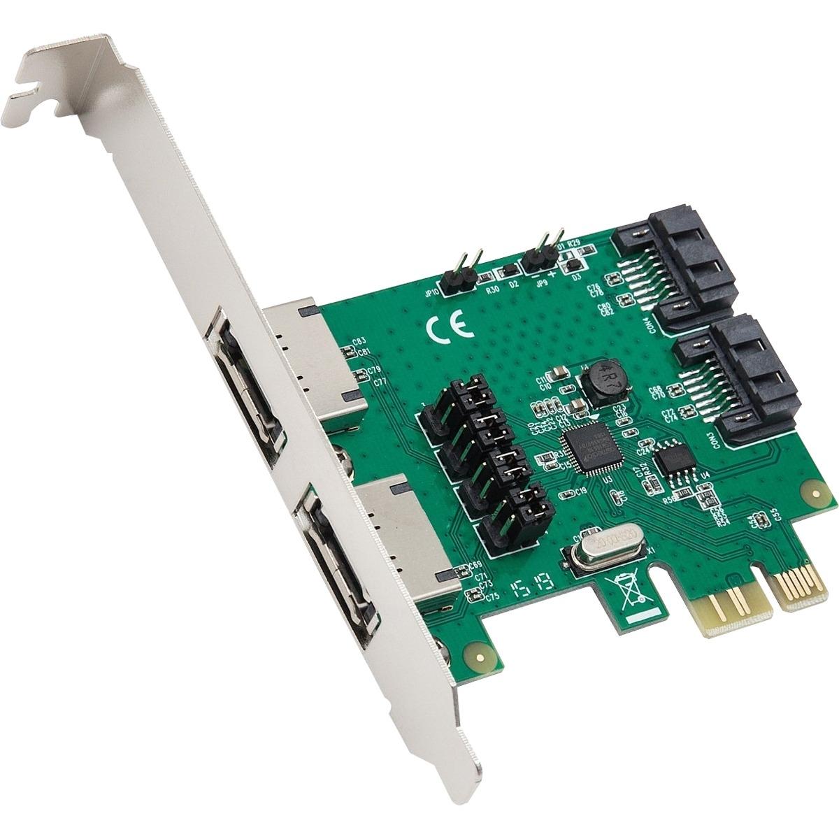 2PORT SATA III RAID PCIE X1 HD CONTROLLER CARD