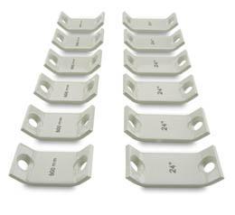Rack mounting kit - for Rack 91XX 9842 StorageWorks Rack ProLiant BL10e G2 BL40 DL585 ML330 G3 Rack 10XXX