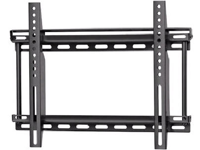Neo-Flex Wall Mount VHD - Mounting kit ( wall plate locking bar 2 fixed rails ) for plasma panel - black - screen size: 23 inch -42 inch