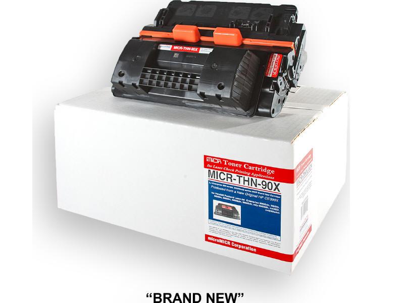 MICRO MICR BRAND NEW MICR CE390X TONER CARTRIDGE FOR USE IN HP LASERJET M602DN M