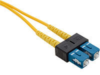 FIBER OPTIC PATCH CABLE LC-SC 9 125 SI