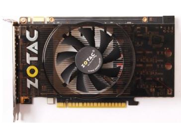 GEFORCE GTS 450 1GB DDR3
