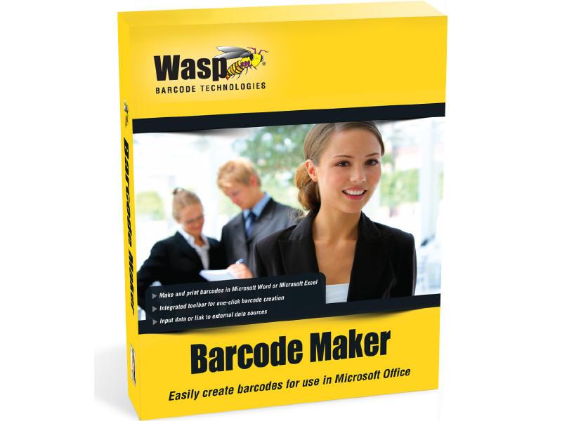 BarcodeMaker - License - 5 User - Standard - PC