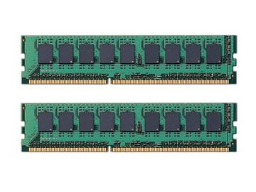 Optional 2 x 4 GB Memory for TeraStation TS-2RZSD - 8 GB (2 x 4 GB) - DDR3 SDRAM - 1333 MHz - ECC