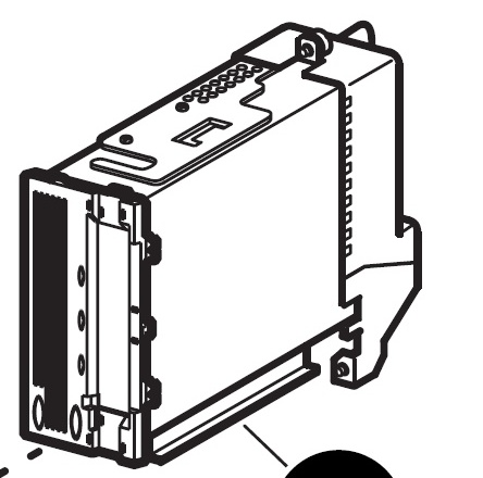 Tape drive - 100/200GB LTO 1 (Ultrium 230) Low Voltage Differential/Single-Ended (LVD/SE) SCSI - Includes a drive and a fan inside a hot-plug shoe (carrier) assembly