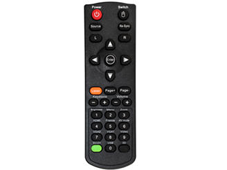 Remote Control with Laser and Mouse Function for TX635-3D/TW635-3D Brown Box