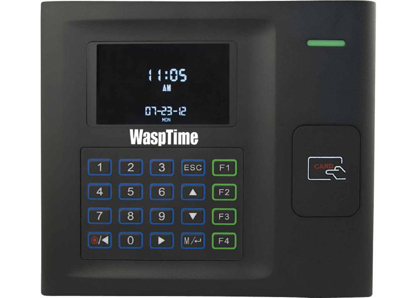 Time HD300 HID Time Clock - RF proximity reader - Ethernet