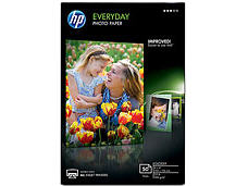 EVERYDAY PHOTO PAPER GLOSSY 4X6 50 SHEETS. AFFORDABLE PHOTO PAPER FOR ALL