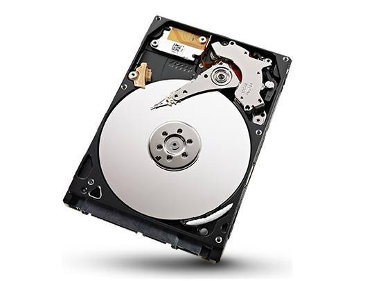 Laptop SSHD - Hybrid hard drive - 1 TB (8 GB Flash) - internal - 2.5 inch - SATA 6Gb/s - 5400 rpm - buffer: 64 MB