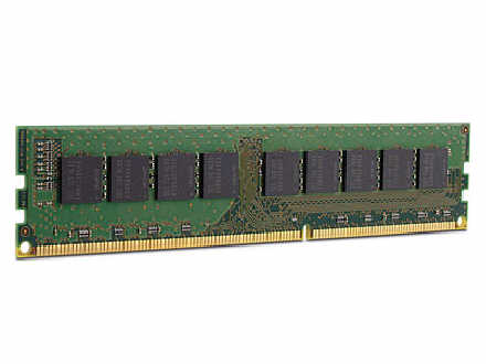 DDR3 - 8 GB - DIMM 240-pin - 1600 MHz / PC3-12800 - unbuffered - ECC - promo - for Workstation Z1 Z230 Z420