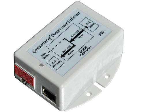 48V 802.3AF INPUT SWITCH SELECTABLE 12V
