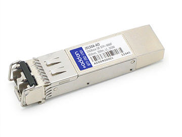 HP J9150A Compatible 10GBase-SR SFP+ Transceiver (MMF 850nm 300m LC DOM TAA) - 100% application tested and guaranteed compatible