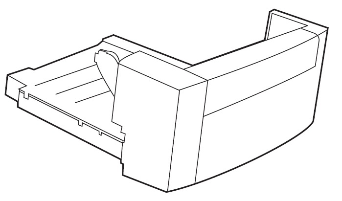 Duplexer assembly - Automatic two sided printing accessory