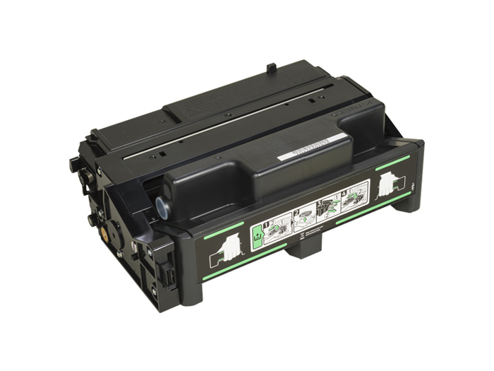 SP 4100 - 490 g - black - original - toner cartridge - for Lanier SP 41XX Gestetner SP 41XX Nashuatec SP 41XX NRG SP 41XX Rex Rotary SP 41XX