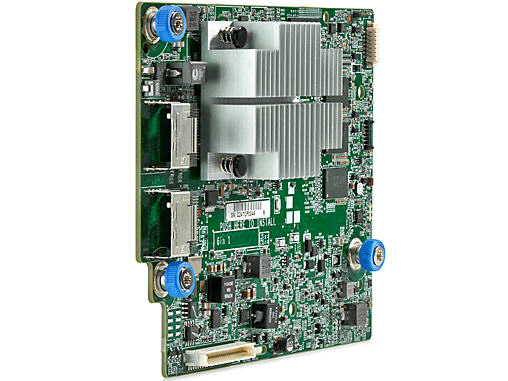 Smart Array P440ar/2GB FBWC 12Gb 2-ports Int SAS Controller - 12Gb/s SAS - Plug-in Module - RAID Supported - 0 1 ADM 1 10 5 50 6 60 RAID Level - 2 Total SAS Port(s) - 2 SAS Port(s) Internal - PC Linux SPARC Flash Backed Cache