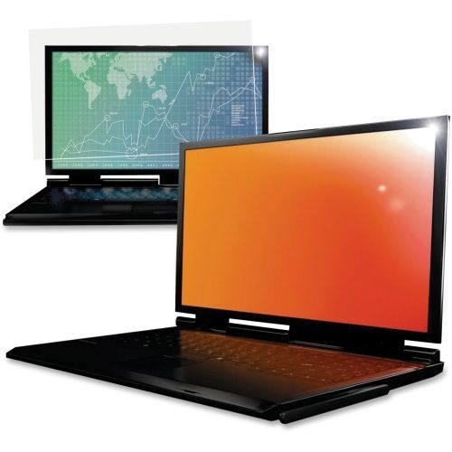 Gold Widescreen Notebook Privacy Filter (16:9) Gold - 15.6 inch - 15.6 inch LCD Notebook