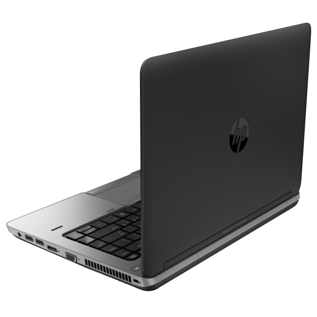 ProBook 640 G1 - Core i5 4310M / 2.7 GHz - Win 7 Pro 64-bit - 4 GB RAM - 500 GB HDD - DVD SuperMulti - 14 inch TN 1600 x 900 ( HD+ ) - HD Graphics 4600