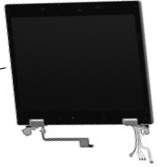 15.6-inch FHD LED display assembly - Includes three WLAN antenna transceivers with cables and two WWAN antenna transceivers with cables - For use on 8540w models with a webcam