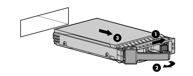 TDSourcing Midline - Hard drive - 500 GB - hot-swap - 2.5 inch SFF - SATA 3Gb/s - 7200 rpm