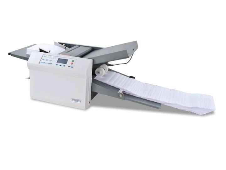 FULLY AUTOMATIC DOCUMENT FOLDER
