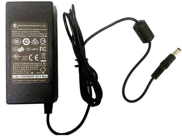A/C ADAPTER FOR GVISION MONITORS (STANDARD PC POWER CORD NOT INCLUDED)